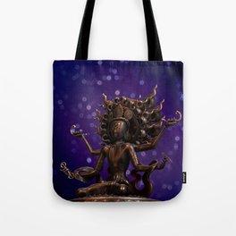 Tibetan Buddha 2 Tote Bag
