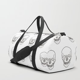 Skeleton Duffle Bag