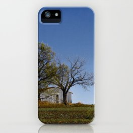 Outside Clyde iPhone Case