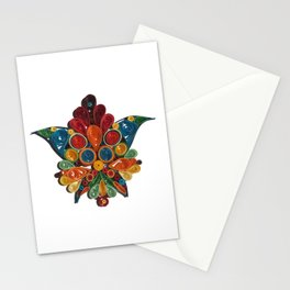 Flower of East Stationery Cards