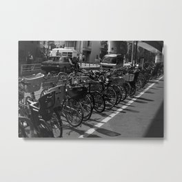 modes of transport Metal Print
