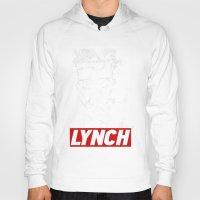 lynch Hoodies featuring David Lynch by Spyck