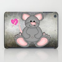 mouse iPad Cases featuring Mouse by Digital-Art