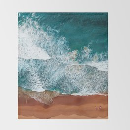 Coast 5 Throw Blanket