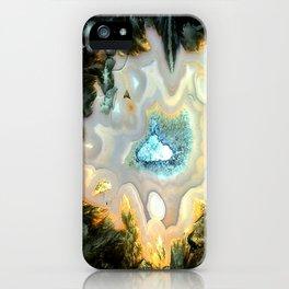 Geode Fairyland - Inverted Art Series iPhone Case