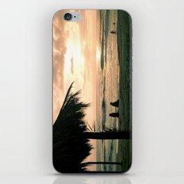 Windansea at Sunset iPhone Skin