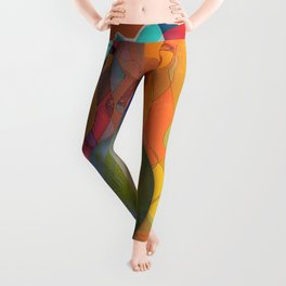 Sea Symphony Opus 101 Leggings
