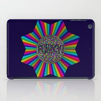 funky iPad Cases featuring FUNKY! by A-Devine