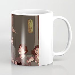 A Little Old Warrior Who Lived in a Shoe Coffee Mug
