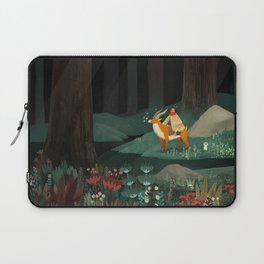 Princess Mononoke tribute Laptop Sleeve