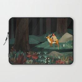 Princess Mononoke tribute Laptop Sleeve