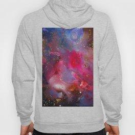 Rose Crystal Galaxy Hoody