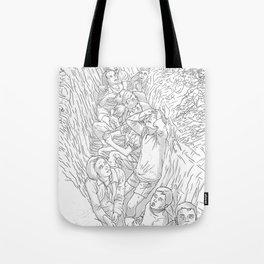 BombChild Tote Bag