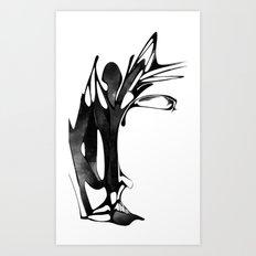anatomized #2 Art Print