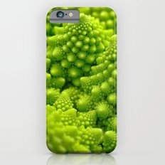 Macro Romanesco Broccoli iPhone 6s Slim Case