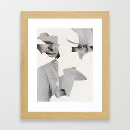 leo & pipo Framed Art Print