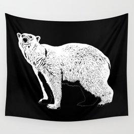 The Last Polar Bear Wall Tapestry