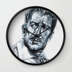 Vincent Price - The Raven Wall Clock
