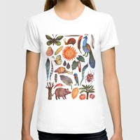 tropical T-shirts featuring Tropical by VLAD stankovic