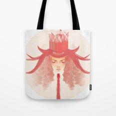 Crown Ruby Tote Bag