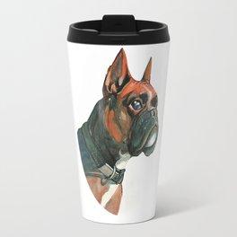 Boxerdog Travel Mug