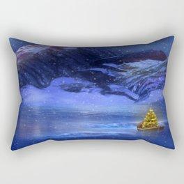 Polarnacht Rectangular Pillow