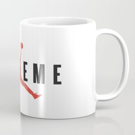 supreme jump Coffee Mug