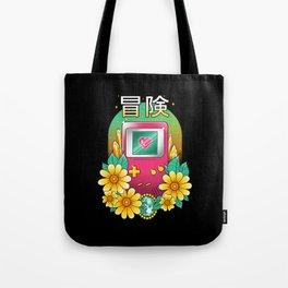 Digital Adventure Tote Bag