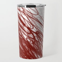 Red Flow Travel Mug