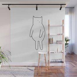 Cat 67 Wall Mural