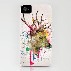 deer iPhone (4, 4s) Slim Case