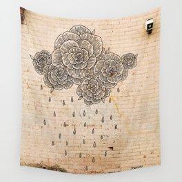 Rainy Wall Tapestry