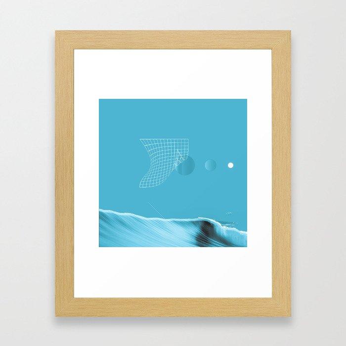 1:1 Framed Art Print