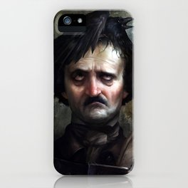 """""""The Raven"""" inspiration iPhone Case"""