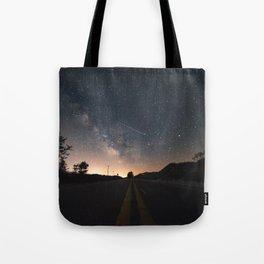 Milky Way, Luddington, Micghian Tote Bag