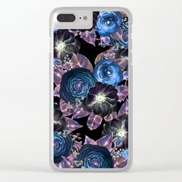 The Night Garden Clear iPhone Case