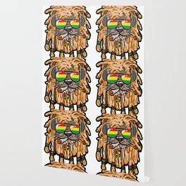 RASTA LION Joint Smoking Weed 420 Ganja Pot Hash Wallpaper