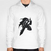 berserk Hoodies featuring Gatsu by the minimalist