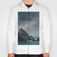 Lake Louise Winter Landscape Hoody