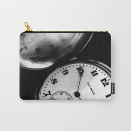 Keeps On Ticking Carry-All Pouch