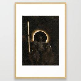 Apollo Framed Art Print