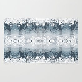 in the mist Rug