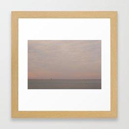 __s o l o l i n e e__ Framed Art Print
