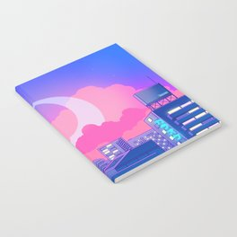Dreamy Moon Nights Notebook