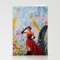 vogue Stationery Cards featuring Vogue by John Turck