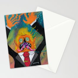 Nightosphere Trump // DRTARTS Stationery Cards