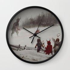 no gifts this year Wall Clock