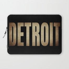 DETROIT  Laptop Sleeve
