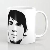 messi Mugs featuring messi by b & c