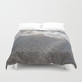 Textures of Water, Water Collection Duvet Cover